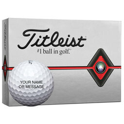 6e7b22b6b4 Titleist Pro V1x Special Play Personalised 12 Ball Pack 2019