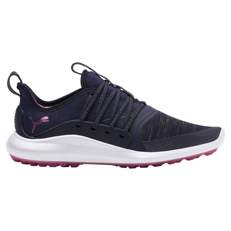 PUMA Golf IGNITE NXT Ladies Shoes Female PeacoatMetallic Pink 8