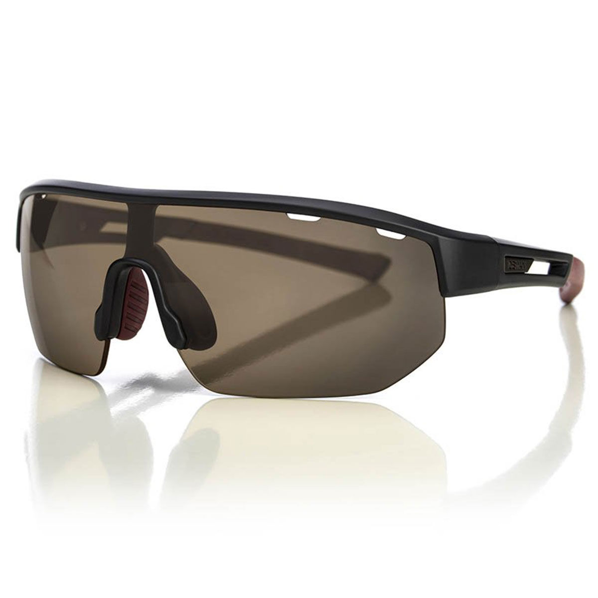 Henrik Stenson Iceman 3.0 Sunglasses, Mens, Grey/pastel/brown/bronze | American Golf