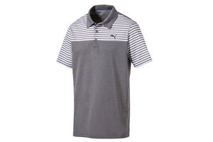 PUMA Golf Clubhouse Polo Shirt