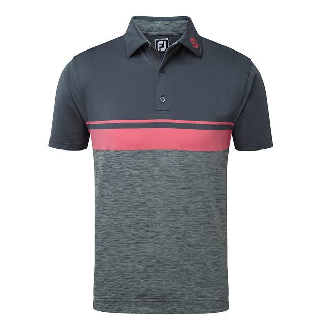 a5e80b2d FootJoy Stretch Lisle Colour Block Polo Shirt from american golf