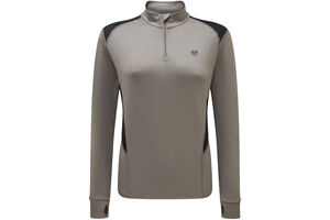 Palm Grove Panelled 1/4 Zip Ladies Windshirt