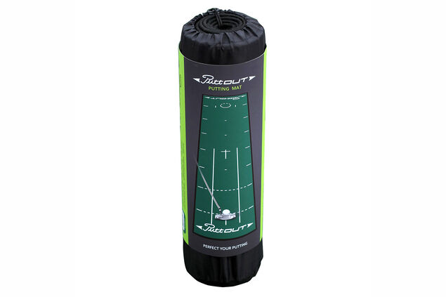 PuttOUT Deluxe Putting Mat