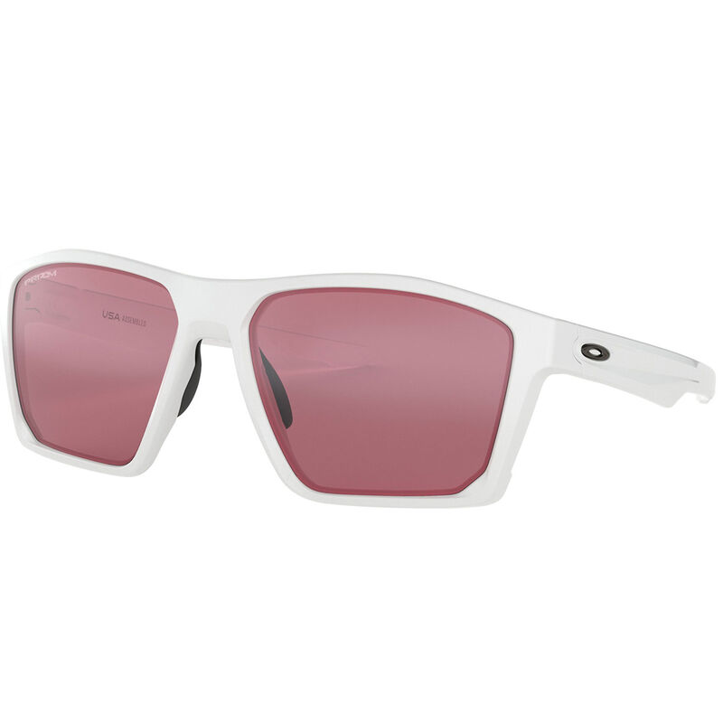 Oakley Targetline Prizm Sunglasses Male Poolwhite