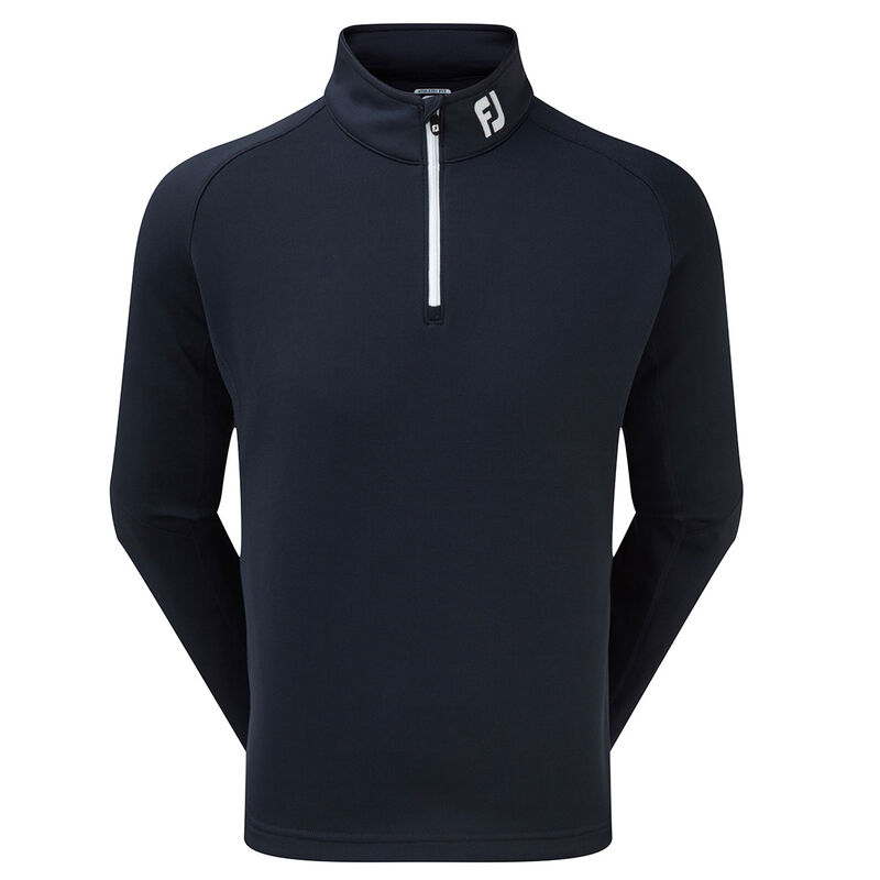 FootJoy ChillOut Windtop Male Navy Blue Large