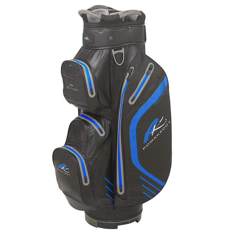 PowaKaddy Dri Edition Cart Bag Male BlackBlue