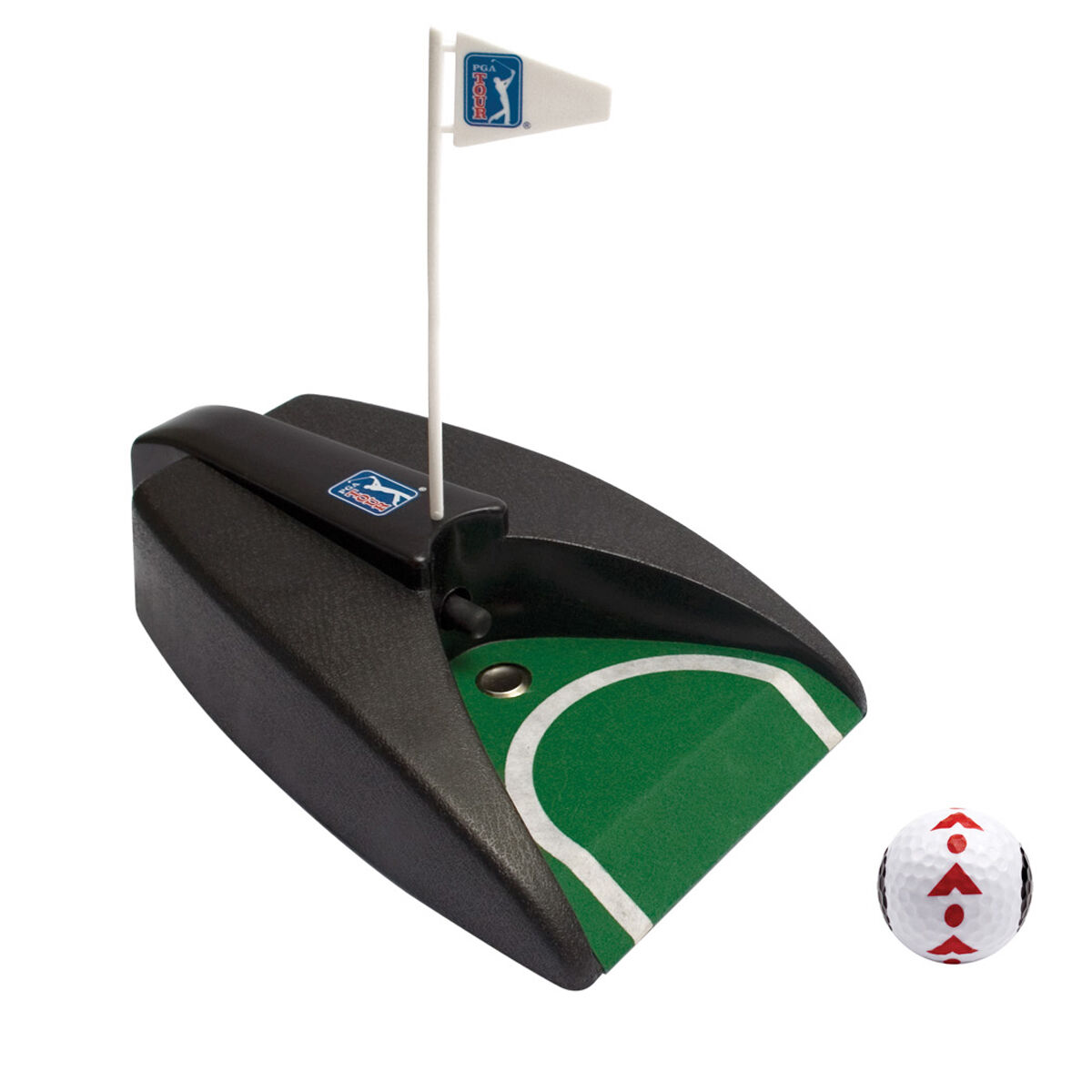 PGA Tour Putt Auto Returner with Guideball, Male, Pga, One size | American Golf