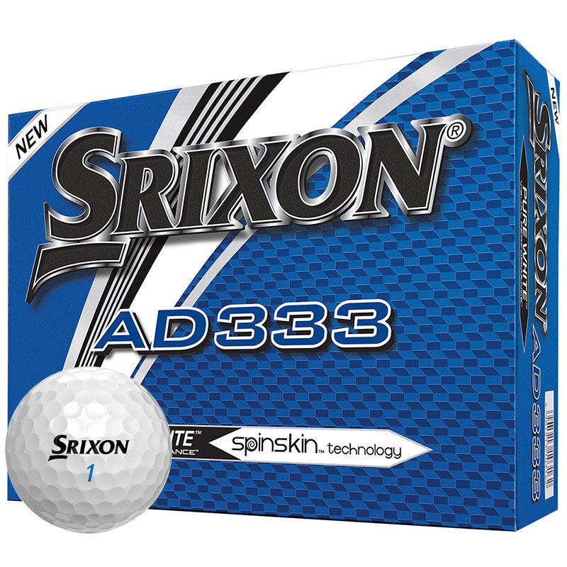 Srixon AD333 Golf Balls Dozen