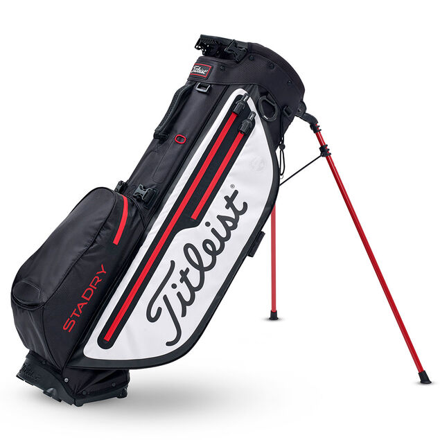 2b320b7f827 Titleist Players 4 Plus StaDry Stand Bag from american golf