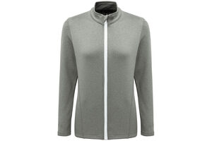 Palm Grove Full Zip Fleece Ladies Windshirt