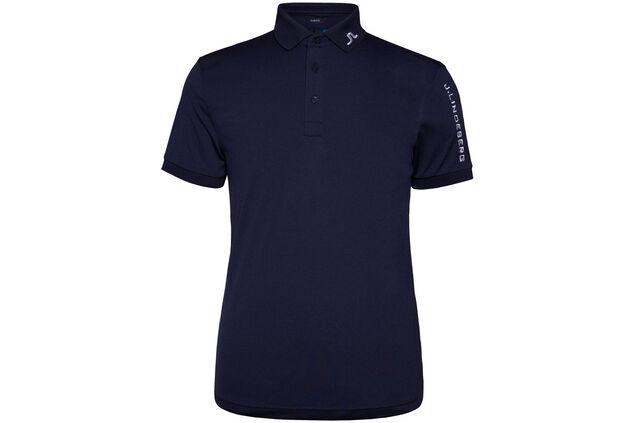 J.Lindeberg Tour Tech TX Jersey Polo Shirt