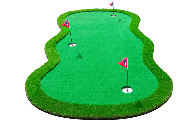 PGA Tour Augusta Deluxe Putting Mat