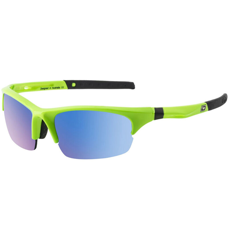 Dirty Dog Ecco Sunglasses Male Green One Size