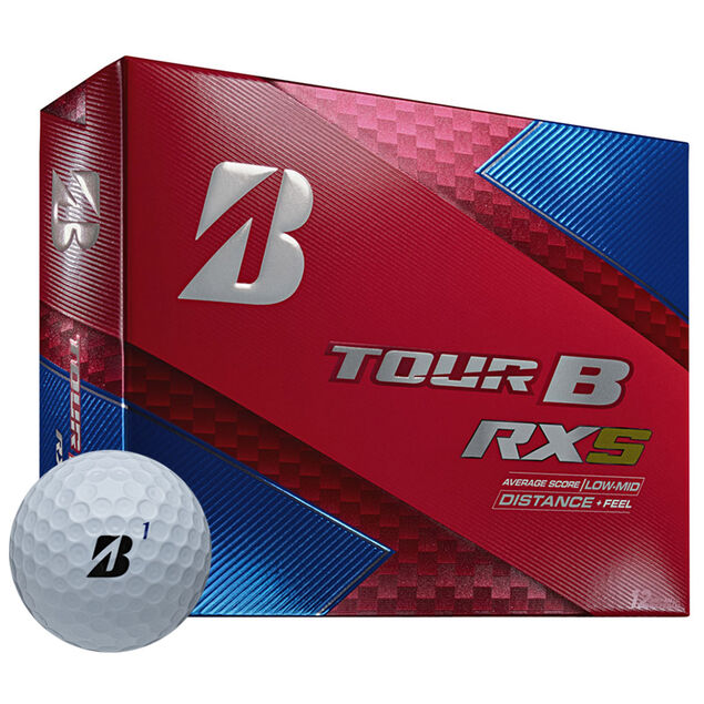 Bridgestone Golf Tour B RXS 12 Ball Pack
