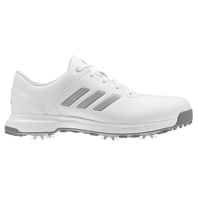 adidas Golf CP Traxion Shoes Male WhiteSilver MetGrey 10 Regular