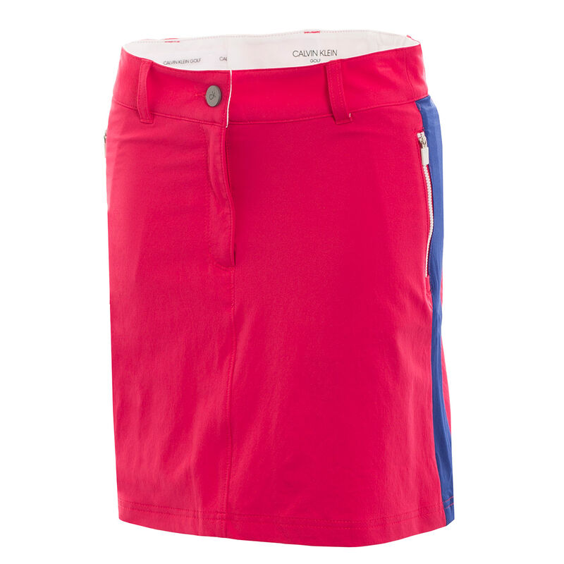 Calvin Klein Saloon Ladies Skort Female Punch 14
