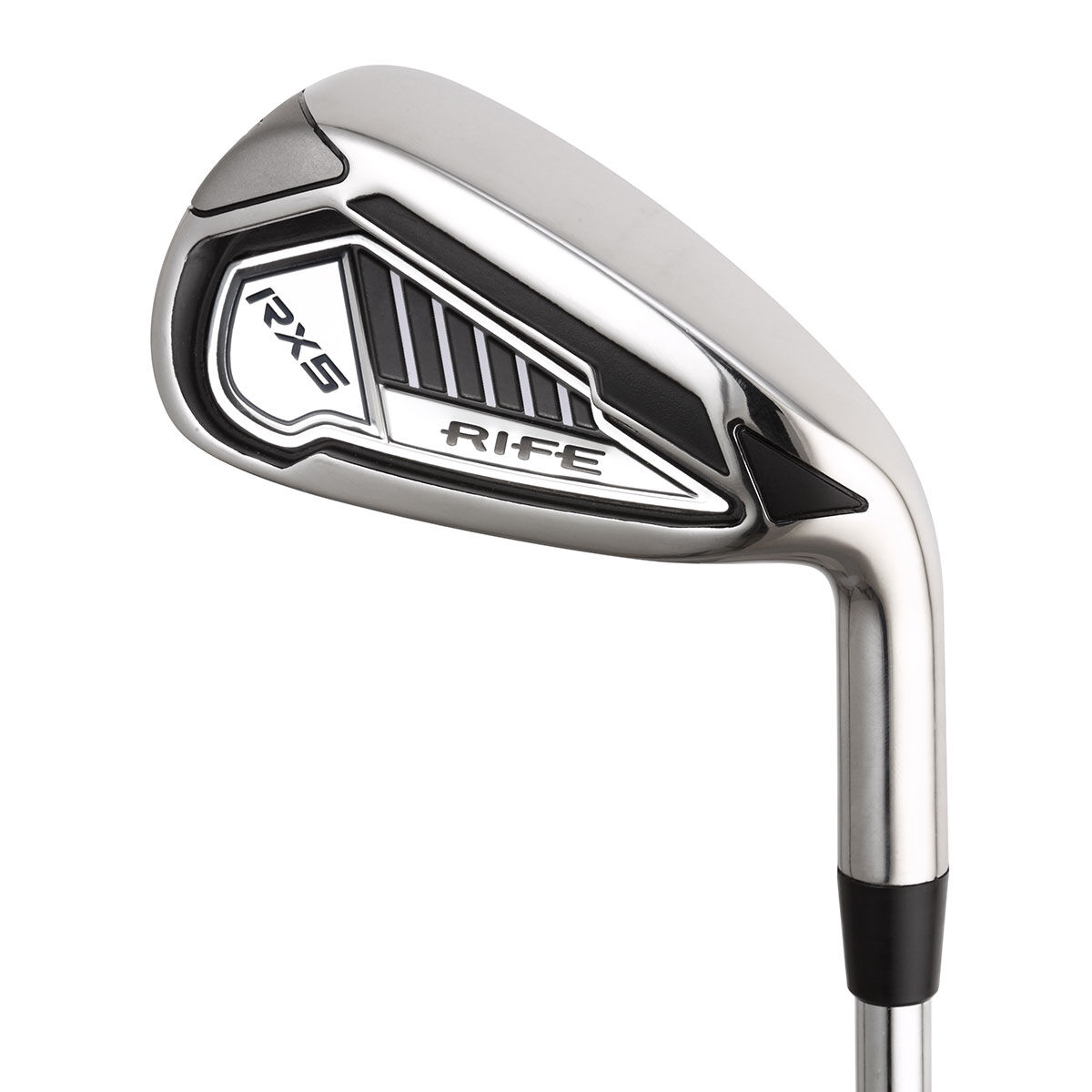 Rife Mens Brown Long Lasting RX5 Regular Right Hand Steel 7 Golf Irons, Size: 5-Sw   American Golf   American Golf