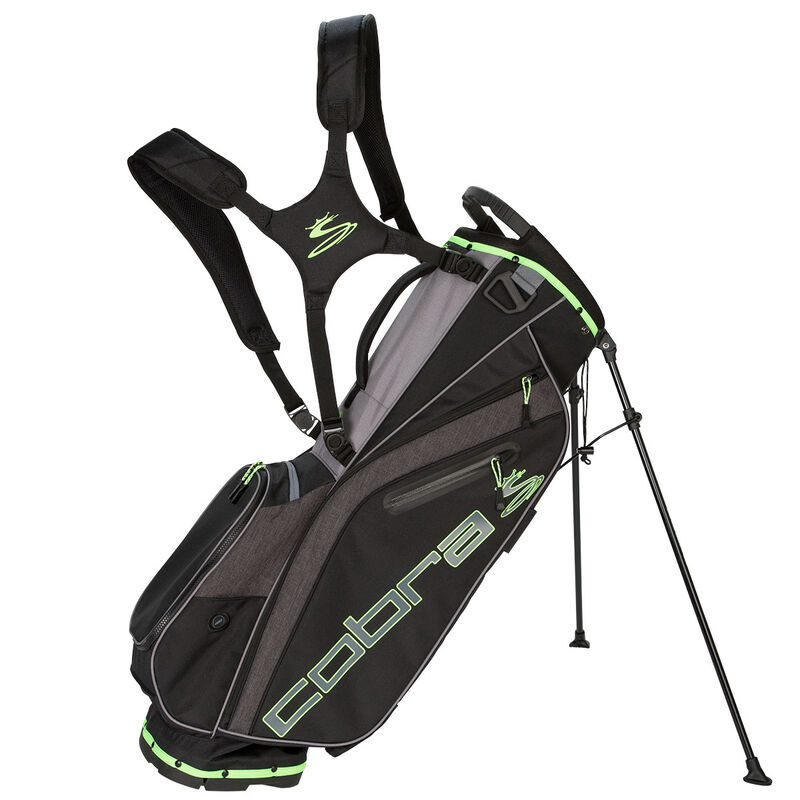 Cobra Golf Ultralight Stand Bag Male Black