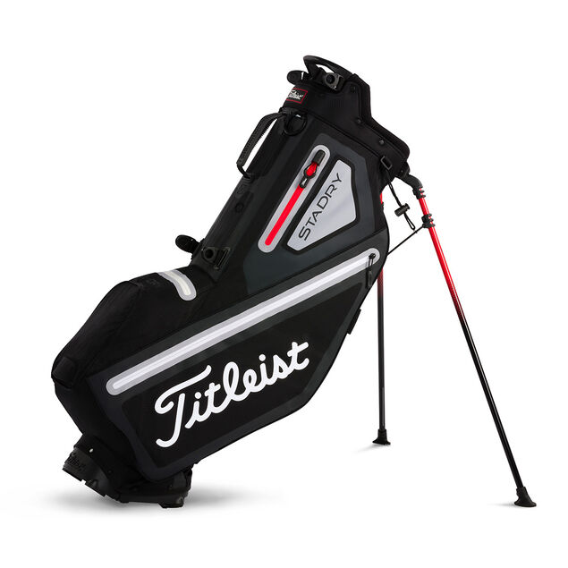 fd61d10445b Titleist Players 4 StaDry Stand Bag from american golf
