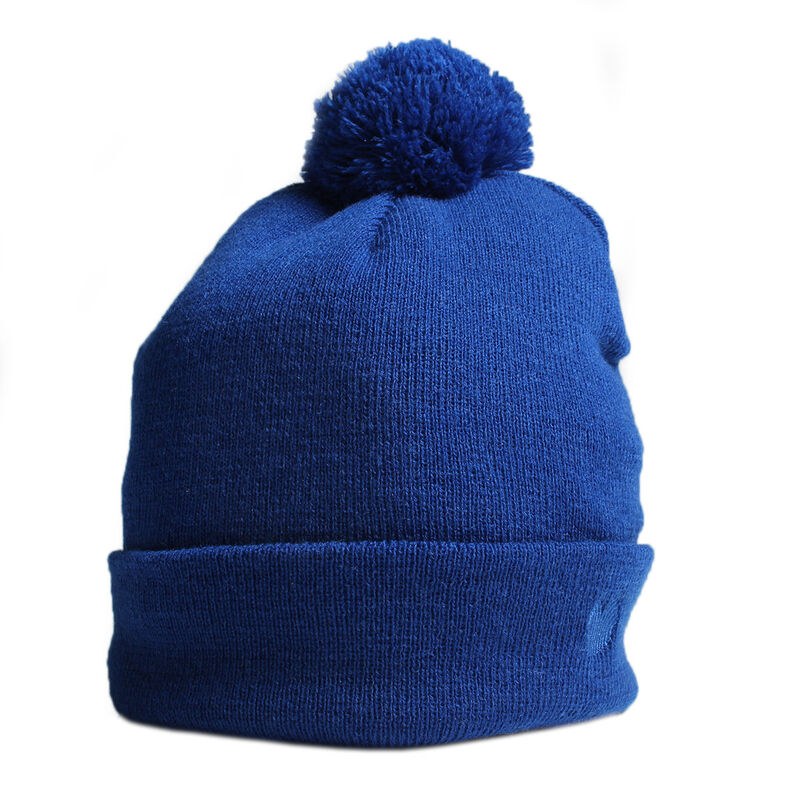 Palm Grove Mens Knitted Beanie Male Surf The Web One Size