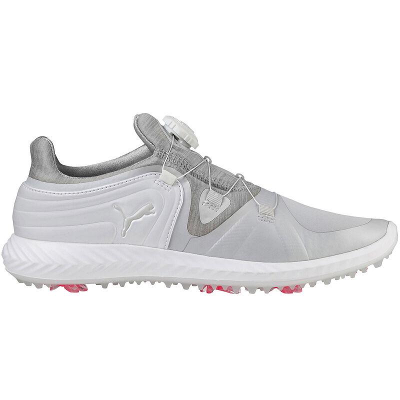 PUMA Golf IGNITE Tour DISC Ladies Shoes Female GreyWhite 6 Regular