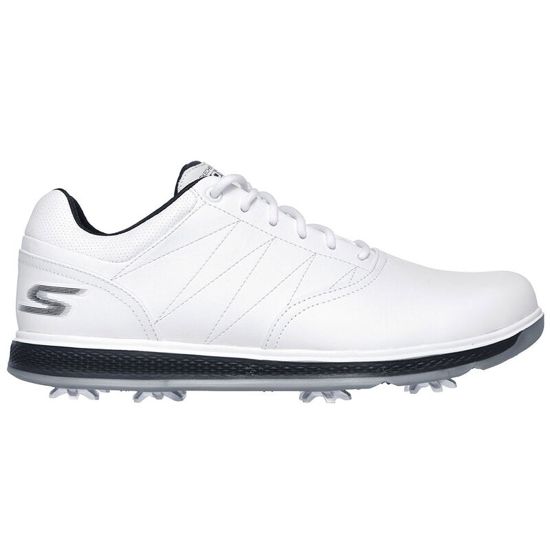 Skechers Go Golf Pro V3 Shoes Male WhiteNavy 105