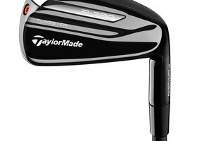 TaylorMade Limited Edition Black P790 Irons