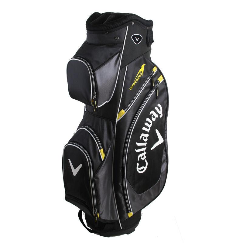 Callaway Golf Warbird Cart Bag Male BlackCharcoal