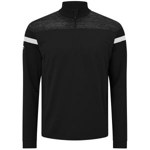 Callaway Golf Heathered Knit Thermal Pullover