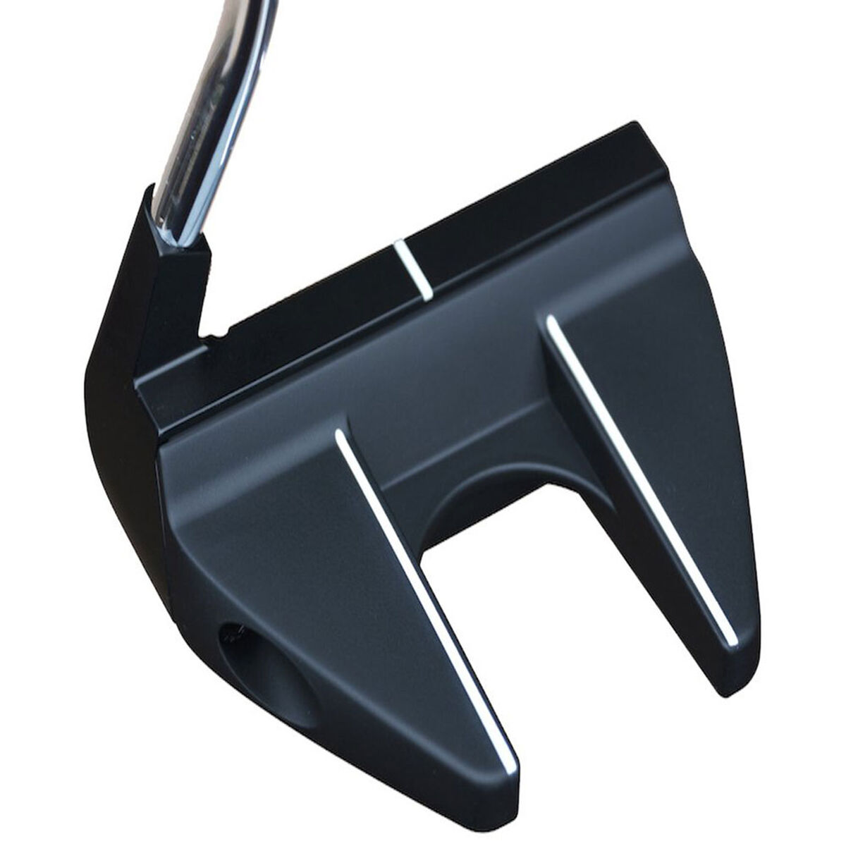 """Axis 1 Mens Black Rose-B Right Hand Golf Putter, Size: 34"""" 