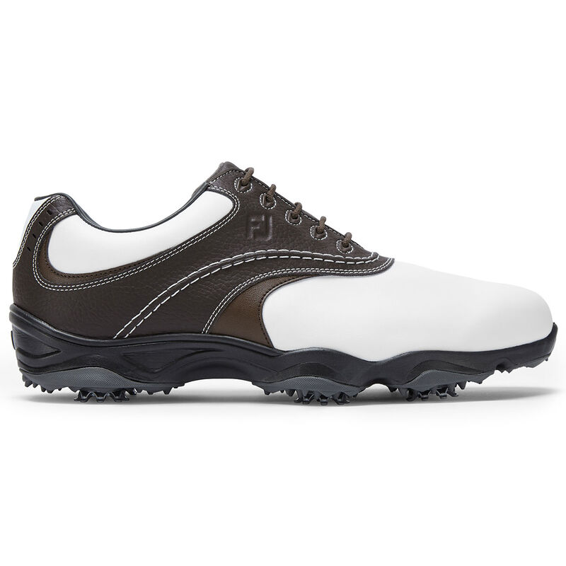 FootJoy Originals Shoes Male WhiteBrown 10 Regular