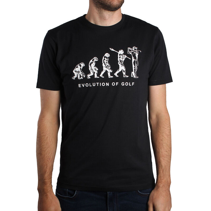 Palm Grove Printed T Shirt Male BlackWhite Small