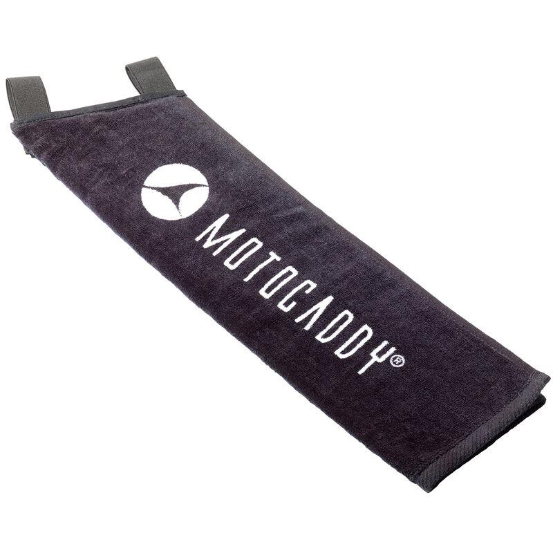 Motocaddy Trolley Towel Male Black One Size