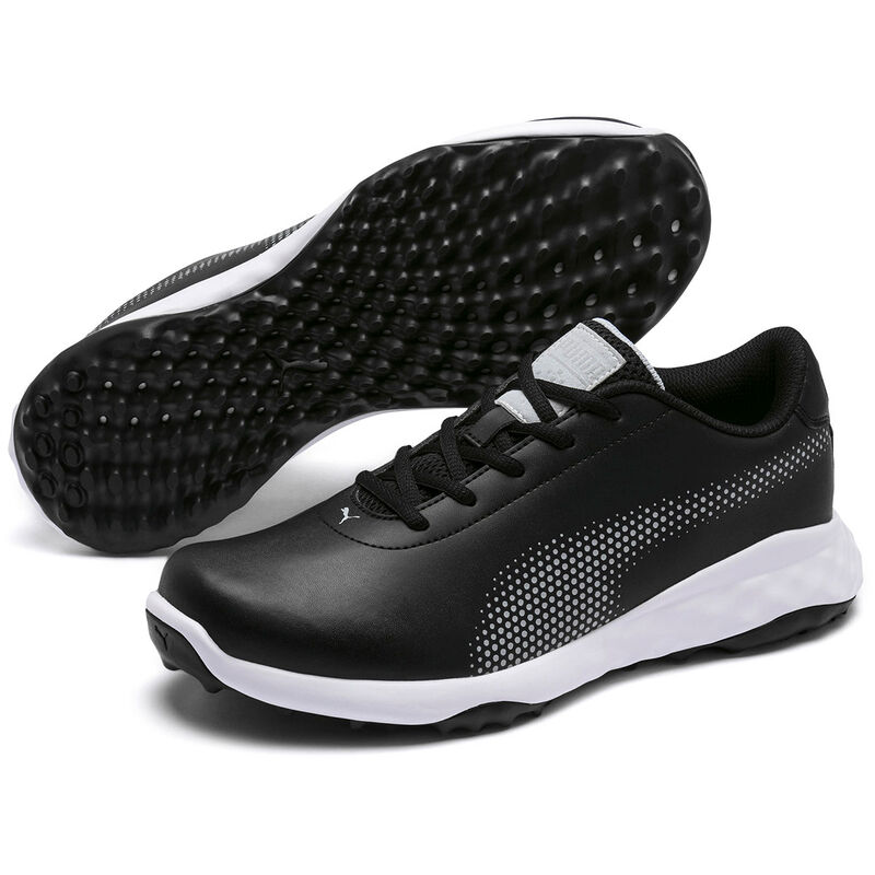 PUMA Golf Grip Fusion Tech Shoes Male BlackQuarry 7