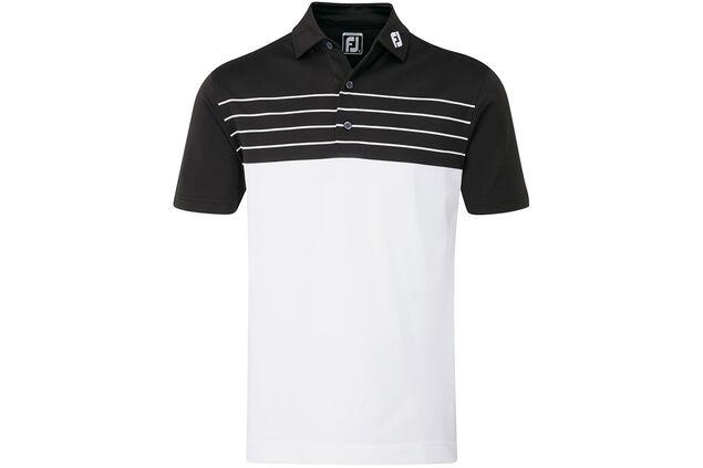 FootJoy Stretch Striped Polo Shirt