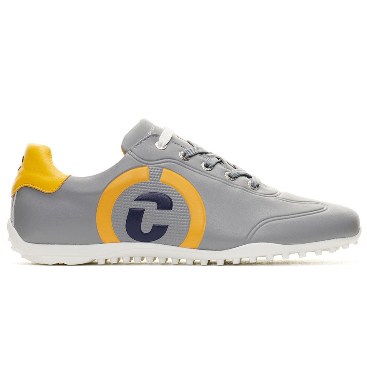 Duca Del Cosma Kingscup Golf Shoes, Mens, Grey, 10   American Golf