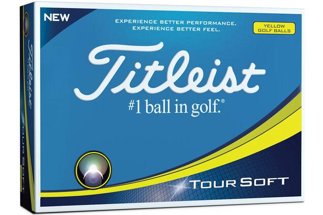 Titleist Tour Soft 12 Ball Pack