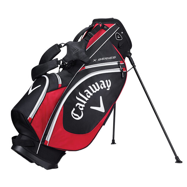 Callaway Golf X Series Stand Bag 2017 From American Golf