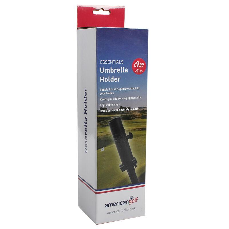 AG Essentials Universal Umbrella Holder Male Black One Size