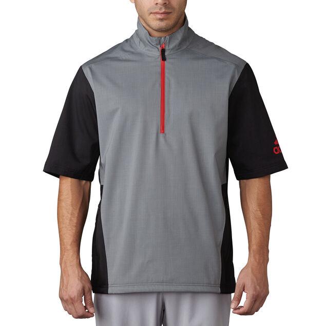 6eac90cc67f5 adidas Golf Climaproof Heathered Rain Jacket from american golf