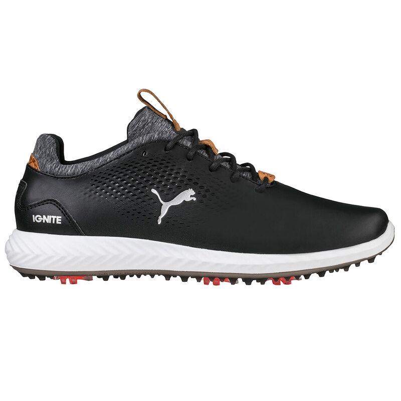 PUMA Golf IGNITE PWRADAPT Junior Shoes Unisex BlackBlack 5