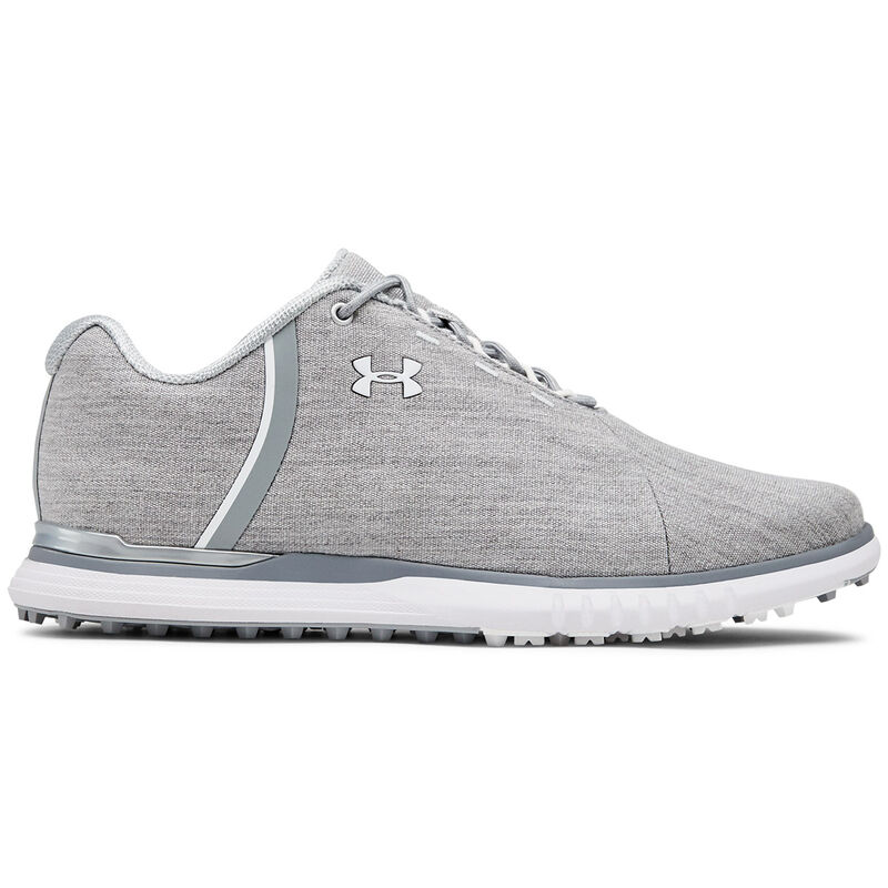Under Armour Fade SL Sunbrella Ladies Shoes Female Overcast GraySteelWhite 4