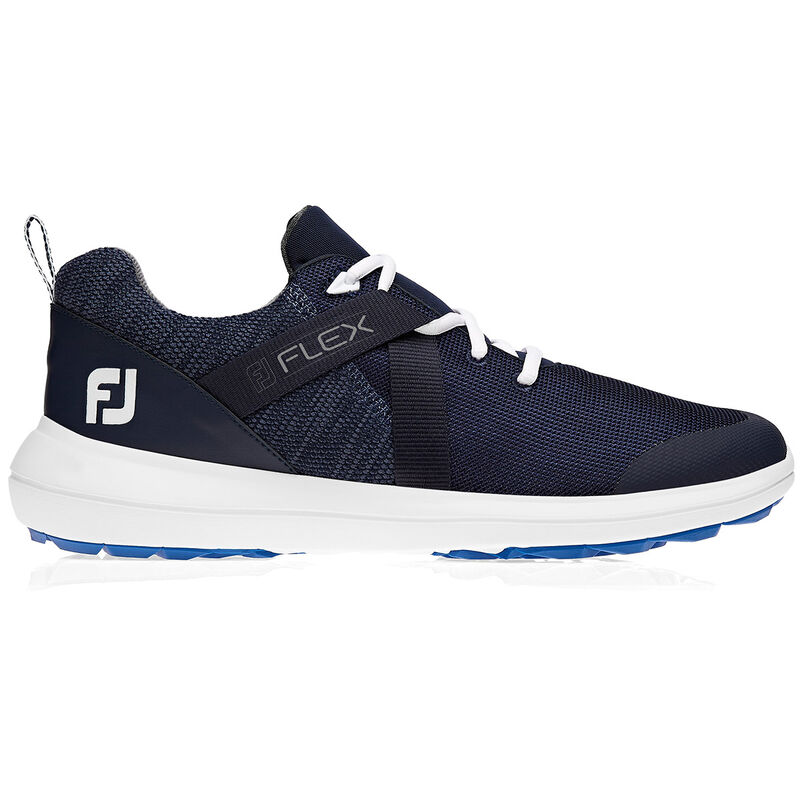 FootJoy Flex Shoes Male Navy Blue 11 Regular