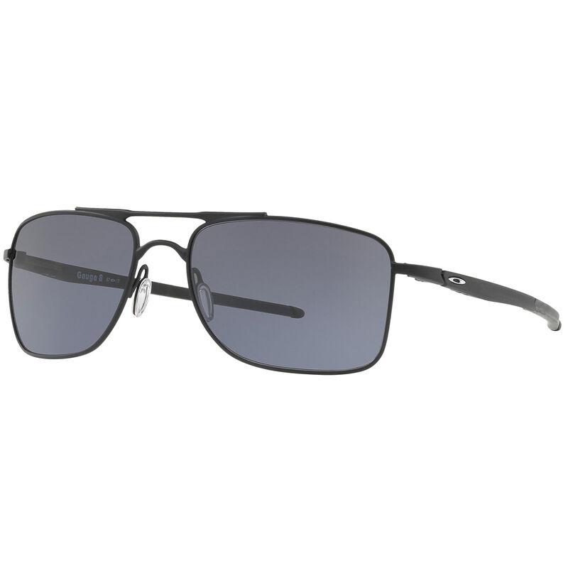 Oakley Gauge 8 L Sunglasses Male BlackGrey