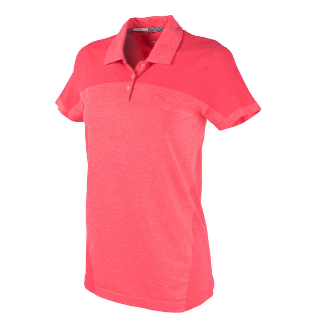 8ffb4c6a77b9 PUMA Golf EVOKNIT Ladies Polo Shirt from american golf
