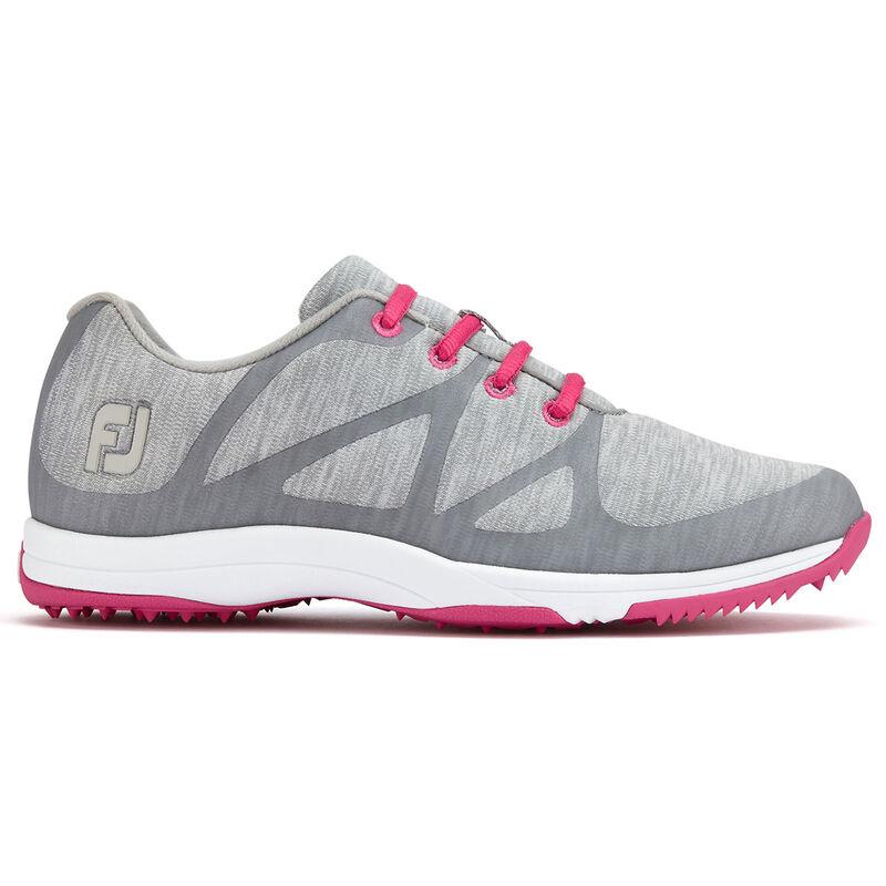 FootJoy Leisure Ladies Shoes Female LIGHT GREY 7 Wide