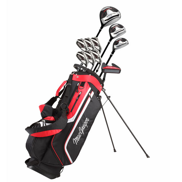 MacGregor CG3000 Stand Bag Steel Package Set