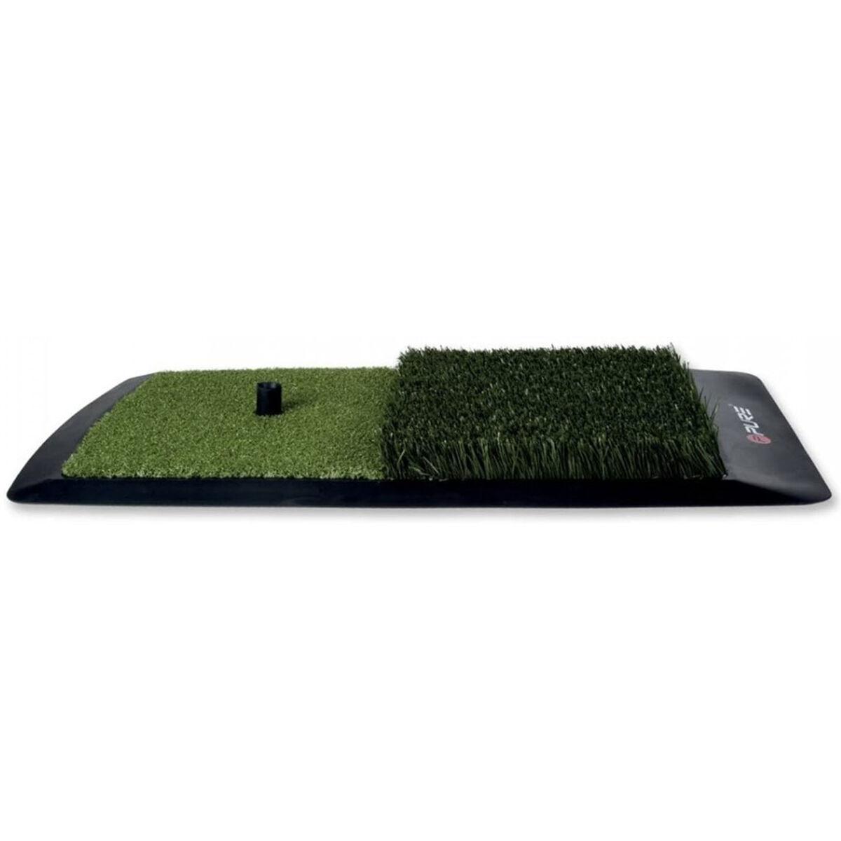 Pure 2 Improve Mens Green Golf Hitting Mat, Size: 60x31cm   American Golf