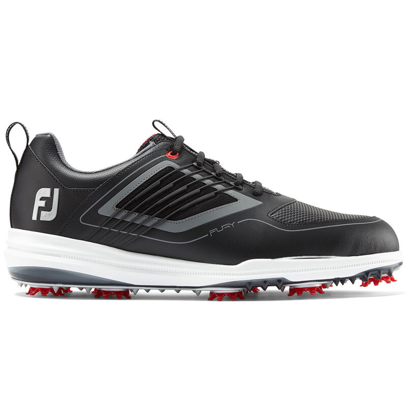 FootJoy Fury Shoes Male BlackRed 10 Regular