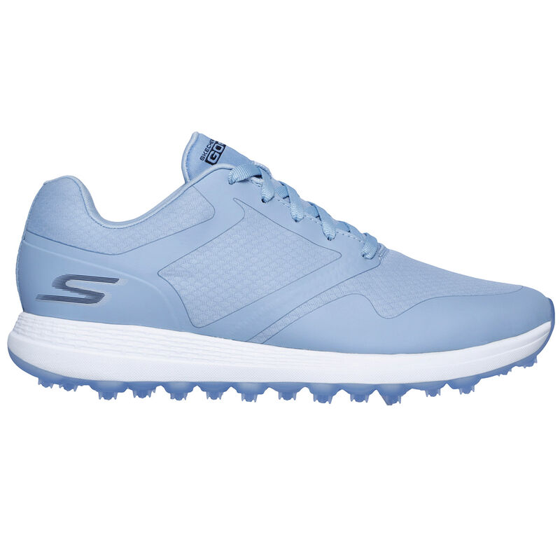 Skechers Go Golf Max Fade Ladies Shoes Female Light Blue 5